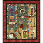 Folk Art Christmas Sampler